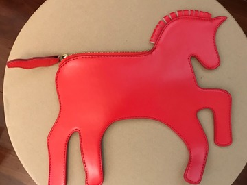 For Rent: Red pony purse :)