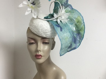 For Sale: Hat drama in blues