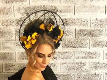 For Sale: Millinery by Mel Custom Halo