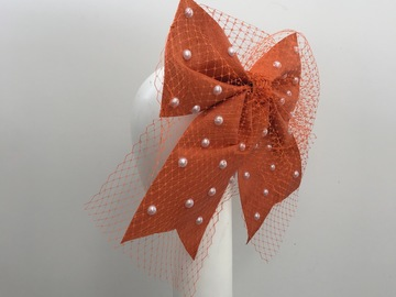 For Sale: Orange bow
