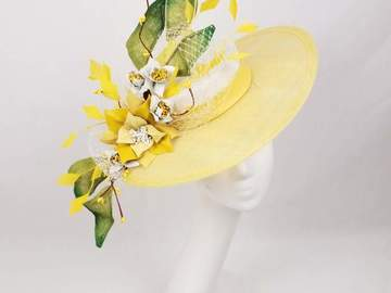 For Rent: Millinery by Mel Boater