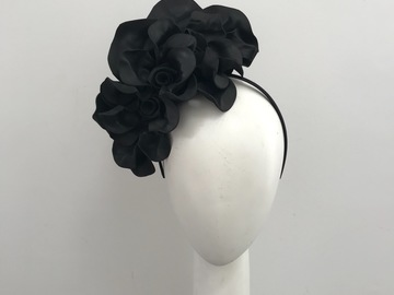 For Sale: Black roses on band